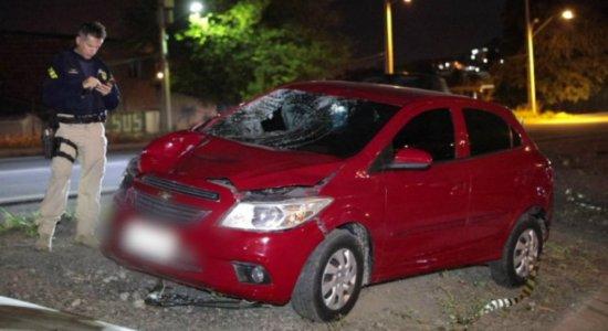 Homem morre atropelado enquanto atravessava BR-101