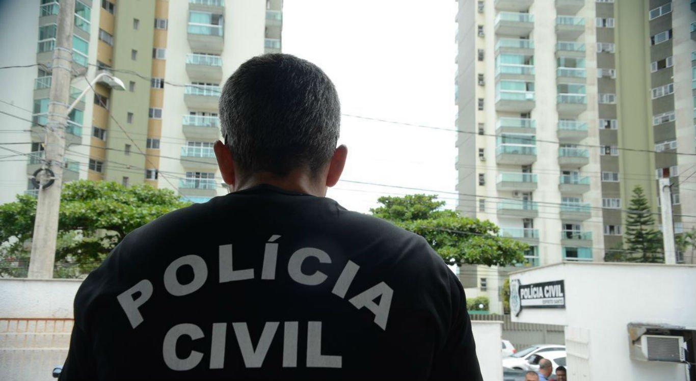 Polícia Civil de São Paulo prendeu o suspeito