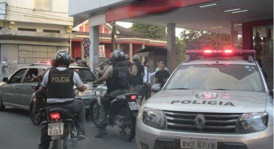Polícia Civil prende um dos maiores assaltantes de banco do Nordeste