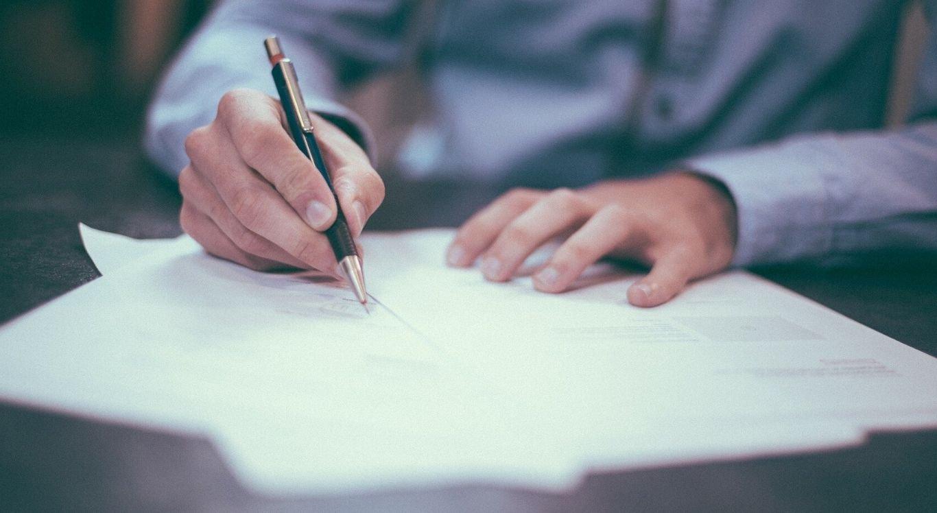 O alerta serve para documentos particulares