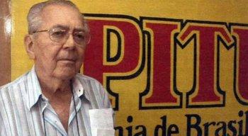 Aluísio era filho do sócio-fundador da Pitú, Severino Ferrer de Morais