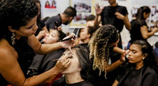 Qualifica Recife tem 5.493 vagas em 49 cursos profissionalizantes