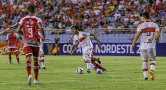 Abertura da Copa do Nordeste: veja os gols de Imperatriz 2 x 1 CRB