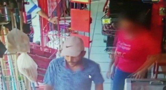 Vídeo: mercadinho é assaltado mais de 30 vezes em Abreu e Lima