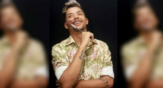Henrique Antonio Alves de Deus tinha 24 anos e trabalhava como maquiador
