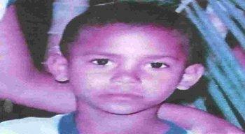 O corpo do menino foi encontrado em estado de decomposição oito dias depois em Brejo da Madre de Deus