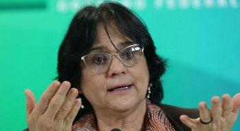 Ministra dos Direitos Humanos, Damares Alves