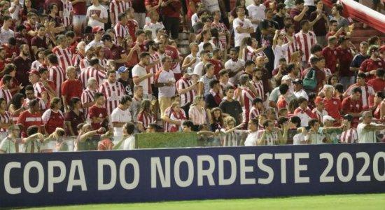 Alvirrubros anseiam por título inédito do Náutico na Copa do Nordeste