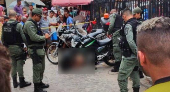 Homem é assassinado a tiros no Centro de Abreu e Lima