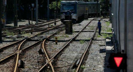 Incêndio entre as estações de Afogados e Ipiranga do metrô do Recife quase atrapalha início da operação