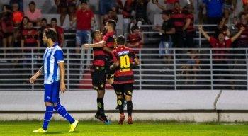 Sport venceu o CSA por 1 a 0 na estreia da Copa do Nordeste