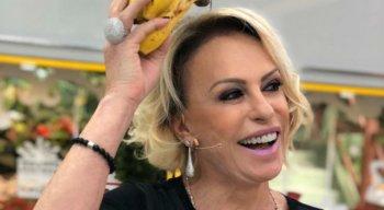 A apresentadora Ana Maria Braga anunciou que foi diagnosticada com câncer de pulmão pela terceira vez
