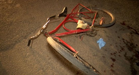 Ciclista estava indo para casa de um amigo quando foi assassinado