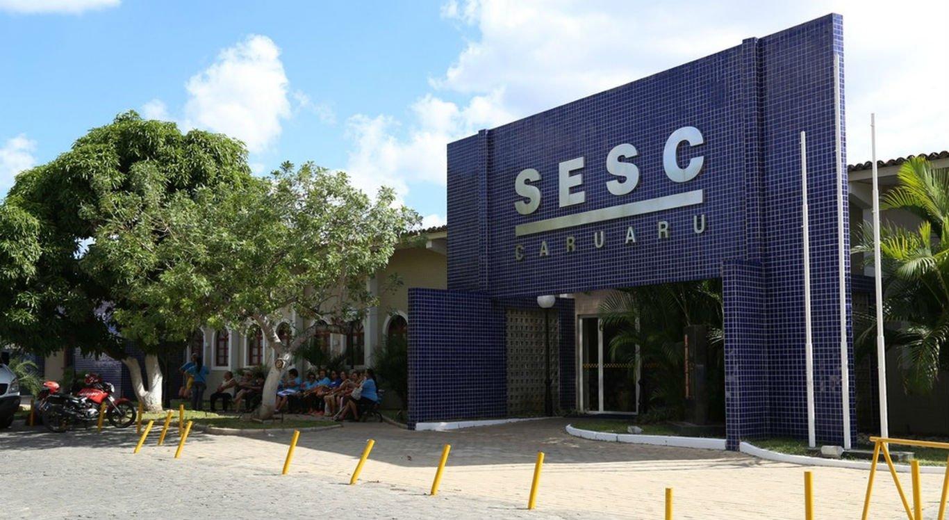 Teatro do Sesc Caruaru irá receber espetáculos