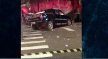 Motorista atropela 17 pessoas em bar em Nova Independência; duas morreram