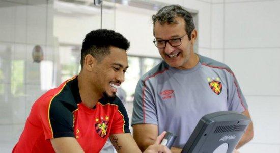 Sport enfrenta Central pelo Campeonato Pernambucano
