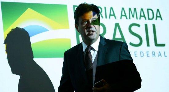 Ex-ministro da Saúde Mandetta na mira da oposição e de governistas para início da CPI da Covid