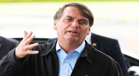 Bolsonaro afirma que nomeia novo diretor da PF nesta segunda (4)