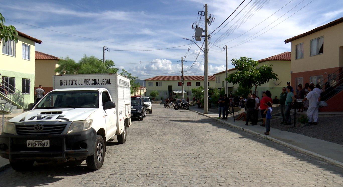 Crime aconteceu no residencial Luiz Bezerra Torres, em Caruaru