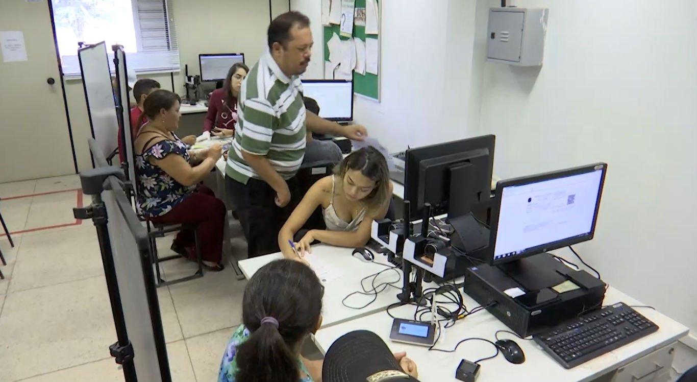 Recadastramento biométrico será realizado em Gravatá
