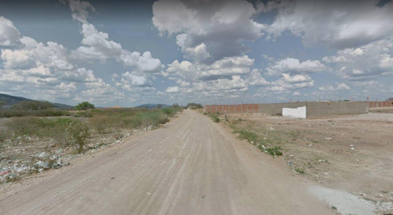 Acidente ocorreu em estrada na zona rural de Custódia