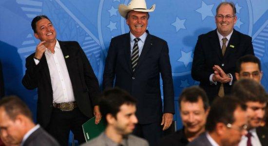 Em encontro com Bolsonaro, promotores de eventos pedem fim da meia-entrada