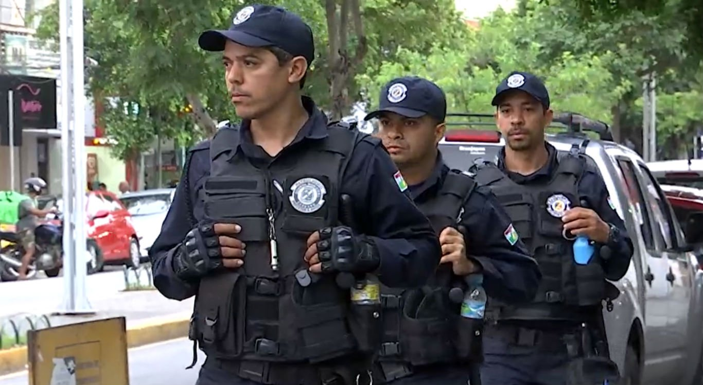 Guardas municipais atuam fazendo rondas em Caruaru