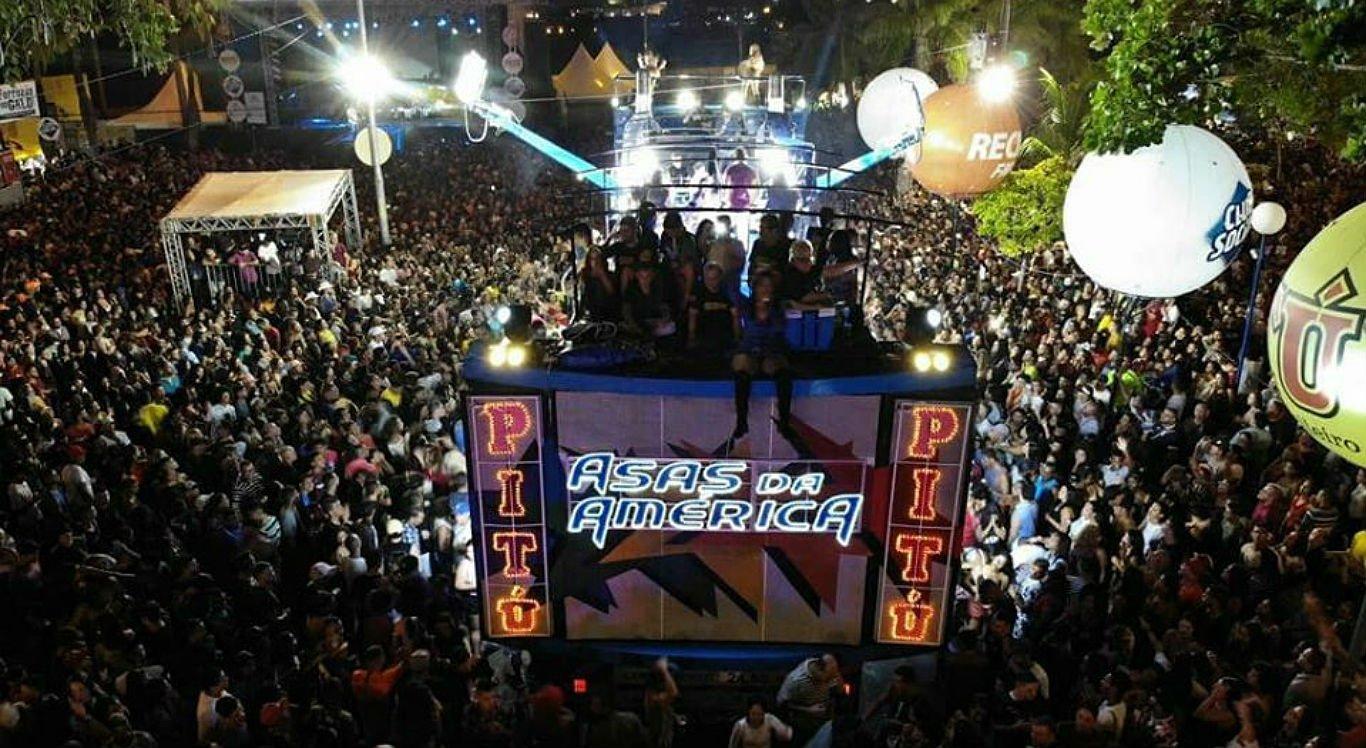 Asas da América irá animar a prévia em Bezerros