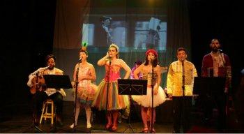 Em um show leve e repleto de afetividade e ludicidade, o espetáculo da CiaFiandeirosde Teatro apresenta