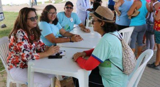Orla do Janga recebe atividades gratuitas de saúde, lazer e cidadania