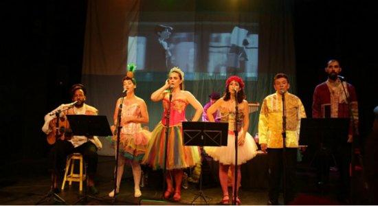 Janeiro de Grandes Espetáculos: sábado de música e variedade de peças