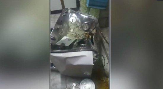 Homem leva choque em fogão após panela de pressão explodir no Agreste