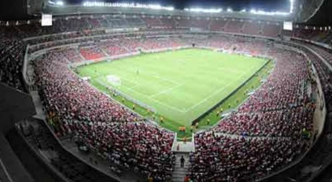 Arena de Pernambuco receberá Brasil x Bolívia