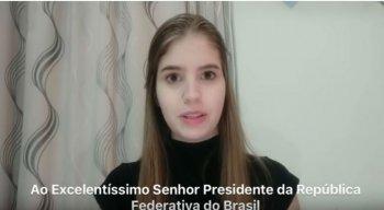 Em vídeo, brasileiros leram carta aberta em que apelam a Bolsonaro e ao ministro de Relações Exteriores para saírem da China após o surto do coronavírus