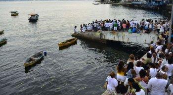 Diversas cidades do país celebram Iemanjá no dia 2 de fevereiro