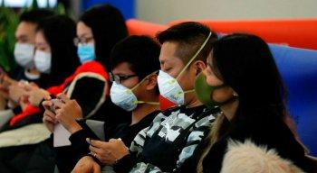Maioria dos casos de coronavírus são registrados na China