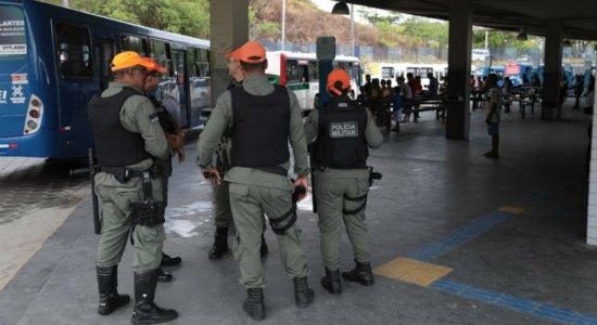 Pernambuco registra queda de 76% em assaltos a ônibus no mês de agosto, diz SDS
