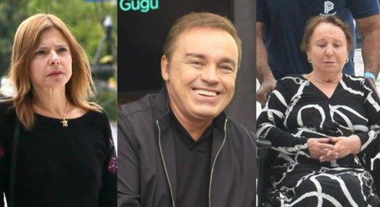 Entenda a briga judicial entre viúva de Gugu Liberato e mãe do apresentador