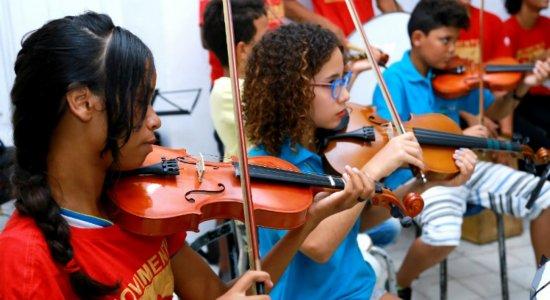Movimento Pró-Criança oferece 290 vagas em cursos gratuitos no Recife
