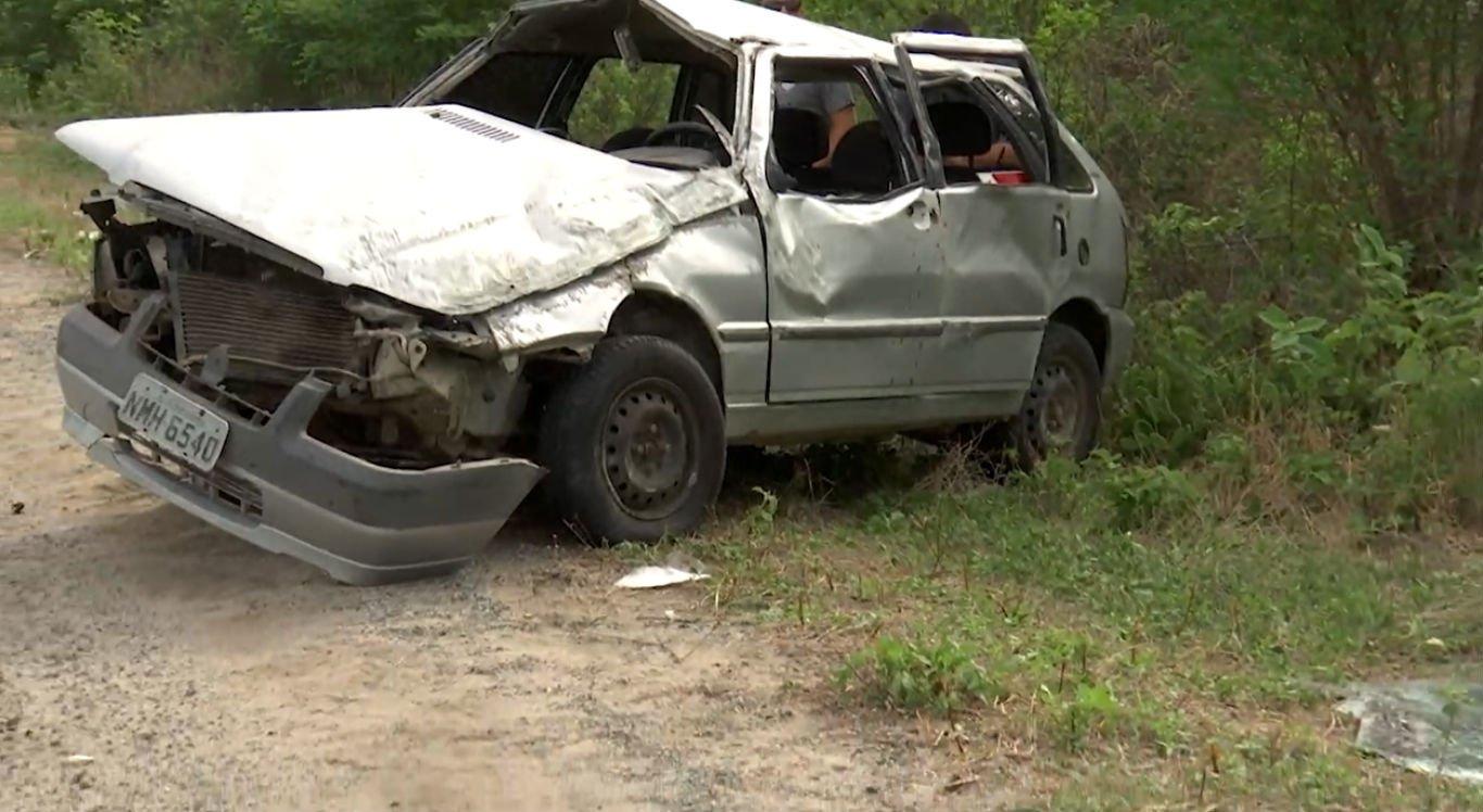 Vítimas de acidente tinham sido baleadas momentos antes