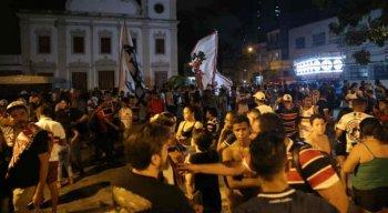 Torcida Jovem provoca confusão em evento dos 106 anos de fundação do Santa Cruz