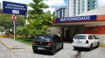 Criança está internada na Maternidade Jesus Nazareno, em Caruaru