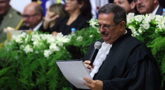 Desembargador Fernando Cerqueira assume presidência do TJPE