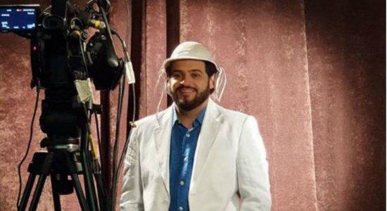Humorista Matheus Ceará é o novo apresentador do Sabor da Gente, da TV Jornal