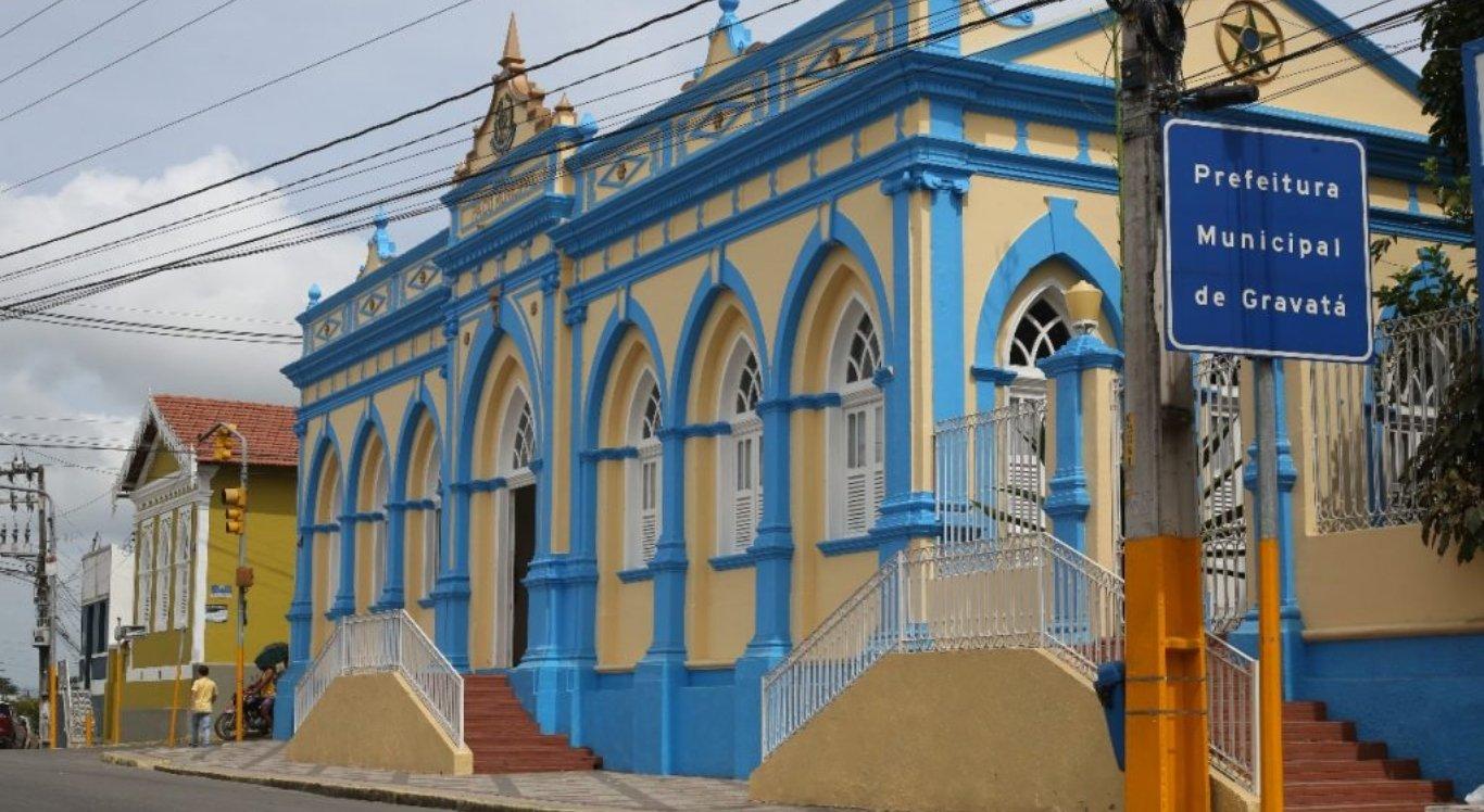 Prefeitura de Gravatá abre concurso