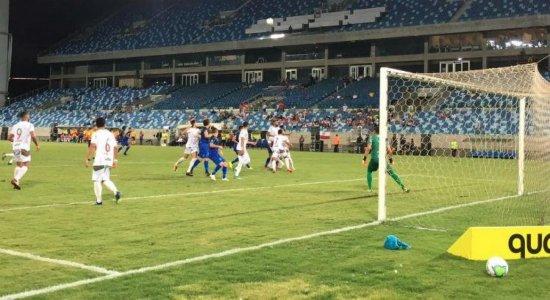 Santa Cruz empata jogo contra Operário-MT e avança na Copa do Brasil