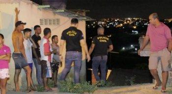 A polícia acredita que o serralheiro foi vítima de uma emboscada.