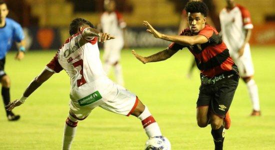 Copa do Nordeste: Sport abre 2x0 mas cede empate contra o Imperatriz