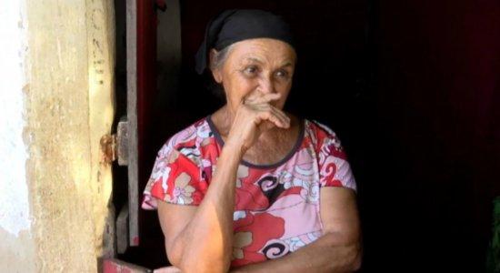 Avó e neto são atingidos por raio em Agrestina