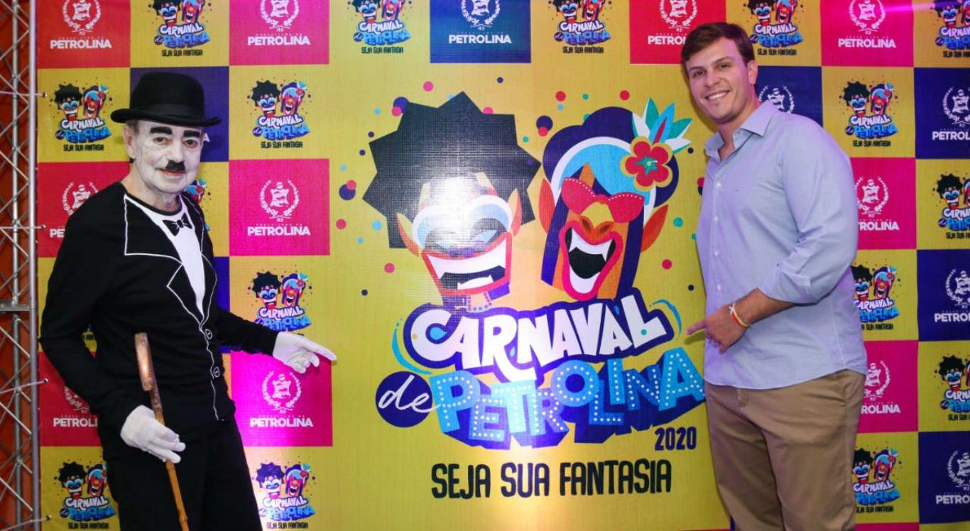 Programação do Carnaval de Petrolina foi divulgada nesta quinta-feira